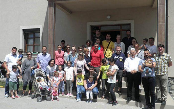 Duhovna obnova za mlade obitelji iz Šibenika