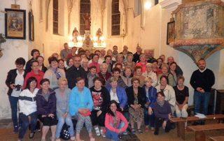 Hodočasnici Poljske biskupije Siedlce u Novigradu na Dobri