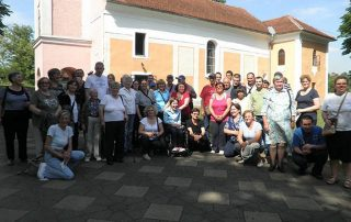 Udruga invalida SUNCOKRET Velika Gorica u Novigradu na Dobri